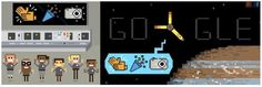 Google Doodle celebrates NASA satellite Juno reaching Jupiter!