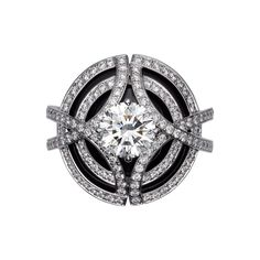 GABRIELLE'S AMAZING FANTASY CLOSET | Cartier Galanterie ring
