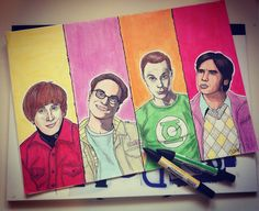 Instagram @coincidenceart Big bang theory