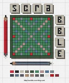 Scrabble grille