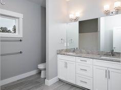 18 Lakeshore Drive — The Brigman Group Lakeshore Drive, Double Vanity, Bathroom Lighting, 18th, Mirror, Furniture, Home Decor, Bathroom Light Fittings, Bathroom Vanity Lighting