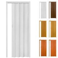 TecTake Porte extensible accordéon 80 x 203 cm plastique PVC porte pliante – diverses couleurs au choix –: Price:28.9Avec ces portes…
