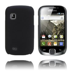 SuperGrip (Svart) Samsung Galaxy Fit Skal