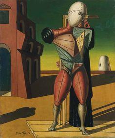 El mundo de Giorgio de Chirico. Sueño o realidad