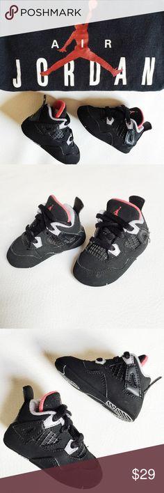 7ca2fb5de42e SALE ▫ Nike Air Jordan Retro 4 Infant Shoes Nike Air Jordan Retro