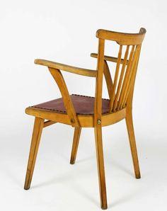 Swiss  50 s armchair