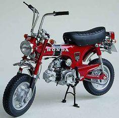 Dax Honda