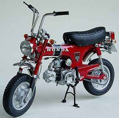 Dax Honda More