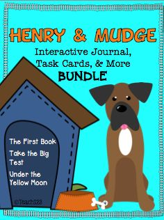Henry and Mudge Interactive Journal, Task Cards and More! This is an interactive reading lesson that is located on a blog. The blog also has different teaching tips which are very valuable to teachers.