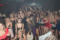 how to plan a sorority formal