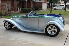 1932 Ford Roadster, Boyd Coddington Boydster, Rare, Pro, Street ...