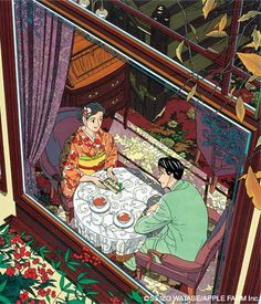 わたせせいぞう Japanese Illustration, Love Illustration, Printmaking, Character Art, Scene, Mood, Cartoon, Manga, Comics