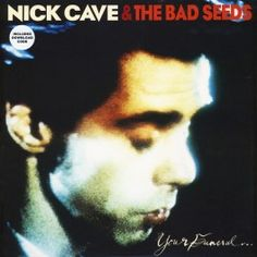 Nick Cave And The Bad Seeds Your Funeral... My Trial 2LP 180 Gram Vinyl +Download Mute Records 2014 EU - Vinyl Gourmet