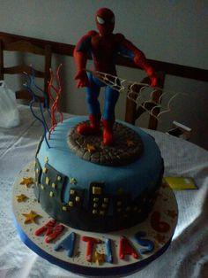 Torta Spiderman
