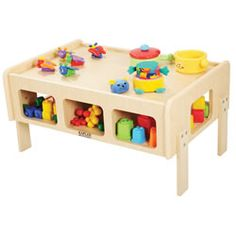Delightful K System® Toddler Play Table #PinIt2WinIt