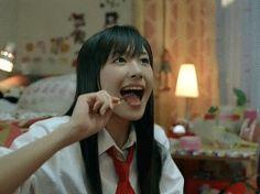 『衣の笑颜』【0120】我嘎的gif分享贴_新垣结衣吧_百度贴吧 Japan Woman, Japan Girl, Kawai Japan, I Give Up, Nihon, The Girl Who, Kawaii, Feel Better, Cool Girl