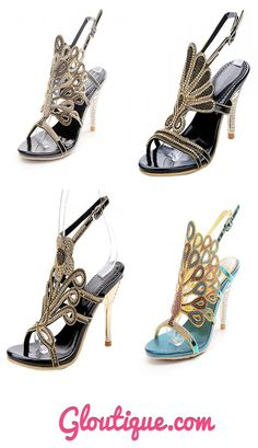 Honeystore Women's Peacock Shaped Pattern Handmade Rhinestone Sandals - Reviews #Honeystore #Women's #Peacock #Shaped #Pattern #Handmade #Rhinestone #Sandals #Reviews Honey Store, Rhinestone Sandals, Platform Wedge Sandals, Shape Patterns, Peacock, Shapes, Ankle, Legs, Handmade