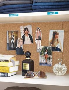 DIY Corkboard Walls (look closely…) « a pair & a spare