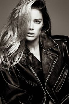 Photography beauty black and white fashion style model edit doutzen kroes editorial siren bnw doutzen Photography Poses Women, Beauty Photography, White Photography, Portrait Photography, Fashion Photography, Editorial Photography, Portrait Editorial, Black And White Models, Black And White Portraits