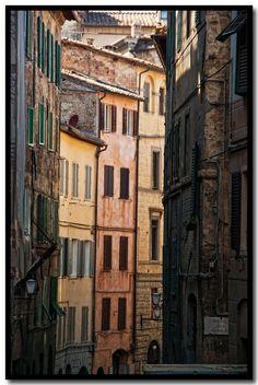 Vicolo di Siena, Italy