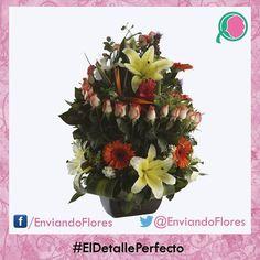 Enviando flores un detalle lleno de amor. #EnviandoFlores #UnHermosoDetalle #LasFloresPerfectas #UnaOcasionEspecial  CARACOL SENCILLO  Visita nuestra pagina:http://ift.tt/28ZnP63