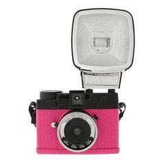 Diana Mini & Flash En Rose by Lomography #productdesign