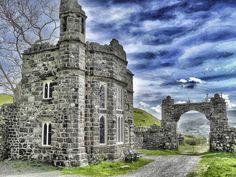 Nannau Gatehouse (Hywel Sele Lodge), Dolgellau by Ian King on Tower Bridge, Wales, Roots, The Outsiders, King, Children, Building, House, Travel