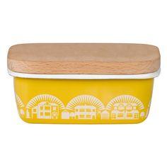 Mini Moderns Enamel Butter Dish | Wild & Wolf -  Bloomsbury Store - 1