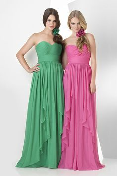 Prom Dresses 2014 Sweetheart Dress Pleated And Fitted Bodice Full Length With Layered Chiffon Skirt , You will find many long prom dresses and gowns from the top formal dress designers and all the dresses are custom made with high quality Empire Waist Bridesmaid Dresses, Bari Jay Bridesmaid Dresses, Maternity Bridesmaid Dresses, 2015 Wedding Dresses, Strapless Dress Formal, Prom Dresses, Bridesmaids, Formal Gowns, Dresses 2014