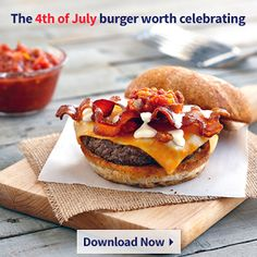 Free #Kraft #CookingUpSummer Recipe Book - filled with BBQ and July 4th recipes like burgers, ribs, salads, drinks and desserts