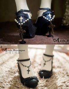 Pin on Lolita Footwear Pin on Lolita Footwear Sock Shoes, Cute Shoes, Shoe Boots, Lolita Shoes, Lolita Dress, Mode Costume, Kawaii Shoes, Creative Shoes, Gothic Lolita Fashion