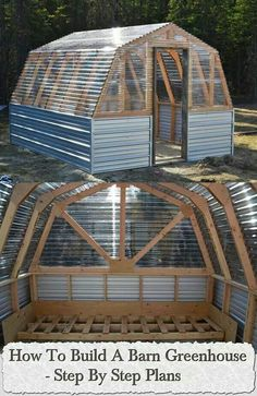 Greenhouse plans join the 1 woodworking forum today for Do it yourself greenhouse plans