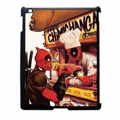 Deadpool 2 iPad 2 Case