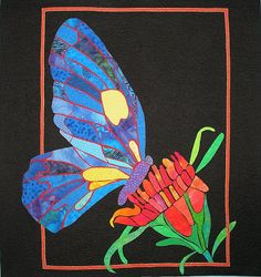 Butterfly Quilts by Sheril Drummond