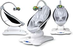 4Moms mamaRoo - Nylon @ http://www.realbabyinc.com  These are awesome and make a great shower gift!