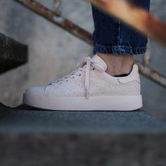 Adidas Originals - Stan Smith Bold. Harper Store Sneakers Women, Adidas Sneakers, Original Stan Smith, Adidas Originals, The Originals, Adidas Stan Smith, Store, Fashion, Man Women