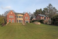 An exceptional small Estate comprising a 6 bedroom house with leisure suite, 1 bedroom cottage and office block, all nestled in outstanding grounds, with one of the most glorious south-facing views in Cheshire.   The House: - galleried entrance hall, cloakroom, 2 separate WCs, drawing room, dining room, sitting room, cinema room, breakfast kitchen, pantry, utility room, laundry room, wine cellar, plant room, master bedroom leading to his & hers dressing room & en suite bathroom, 5 further…