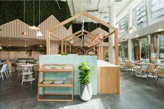 The super-chic Aussie restaurants where the interiors are as impressive...
