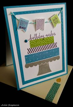Stampin' Up - Build a Birthday