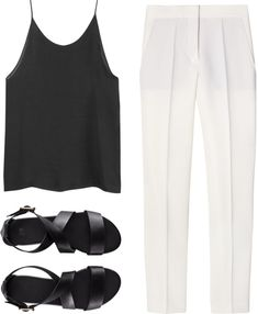 """Casual"" by bellamaro ❤ liked on Polyvore"