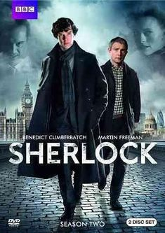 Created by Mark Gatiss, Steven Moffat. With Benedict Cumberbatch, Martin Freeman, Una Stubbs, Rupert Graves. A modern update finds the famous sleuth and his doctor partner solving crime in century London. Sherlock Bbc, Sherlock Season 2, Sherlock Series, Funny Sherlock, Watch Sherlock, Benedict Sherlock, Sherlock Quotes, Martin Freeman, Benedict Cumberbatch