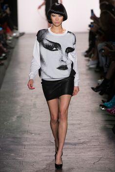 Sfilata Jeremy Scott New York - Collezioni Primavera Estate 2017 - Vogue
