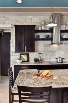 A close up of the Gen Y Kitchen at Eagle Creek in Orlando, FL