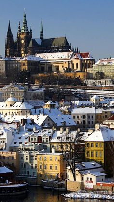 Prague, Czech Republic One of the most beautiful places! Places Around The World, Oh The Places You'll Go, Travel Around The World, Places To Travel, Around The Worlds, Beautiful Places To Visit, Wonderful Places, Prague Czech Republic, Wonders Of The World