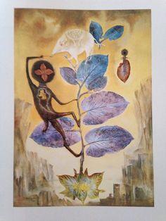 Pintings, Pinturas de Leonora Carrington