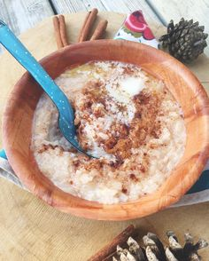 Learn how to make traditional Norwegian rice pudding (risgrøt). If you have leftovers, make riskrem!
