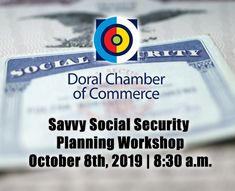 At this informative workshop you will learn the most important rules and strategies for collecting your retirement benefits.