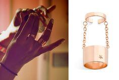 Starbound chain ring