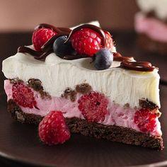 Raspberry Dessert