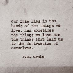 Robert M. Drake http://instagram.com/rmdrk https://www.facebook.com/rmdrk #539 by Robert M. Drake #rmdrake @rmdrk Beautiful chaos is now available through my etsy